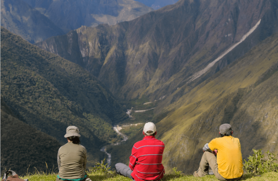 Inca Trail Rest