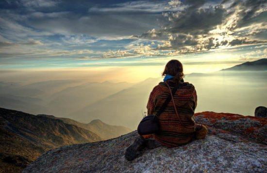 Высоко в горах