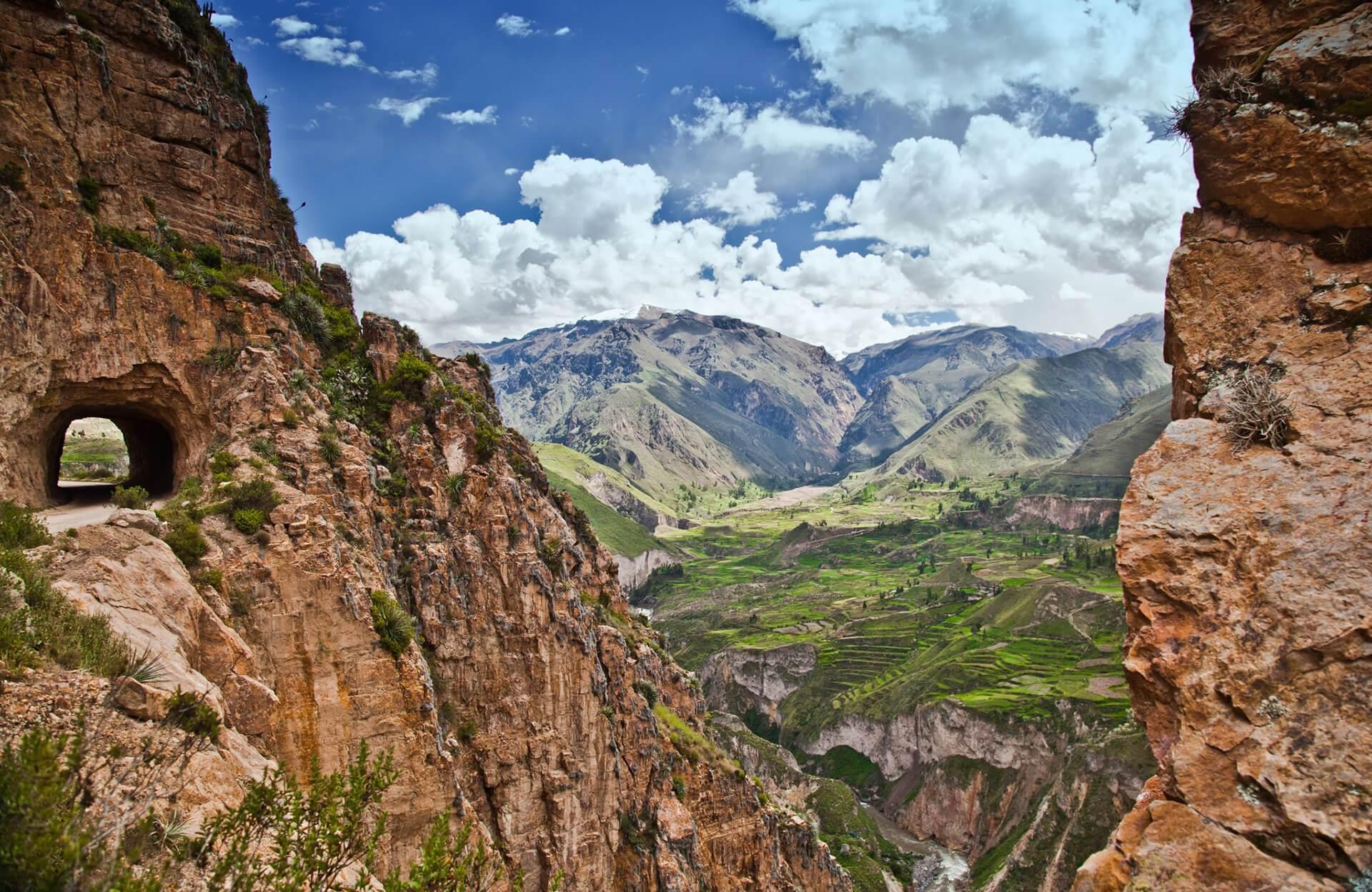 Tours to Peru