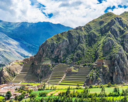 Inca-Fortress
