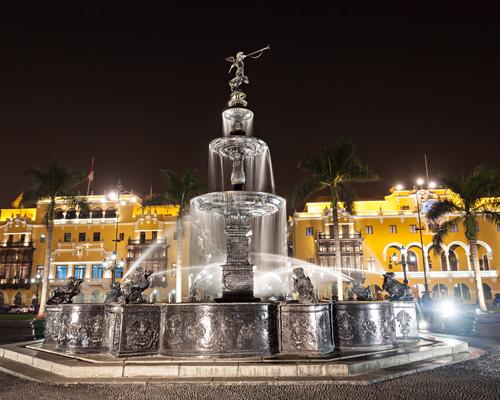 Lima-Plaza
