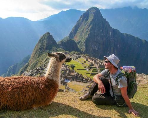 Machu-Picchu-alpaca
