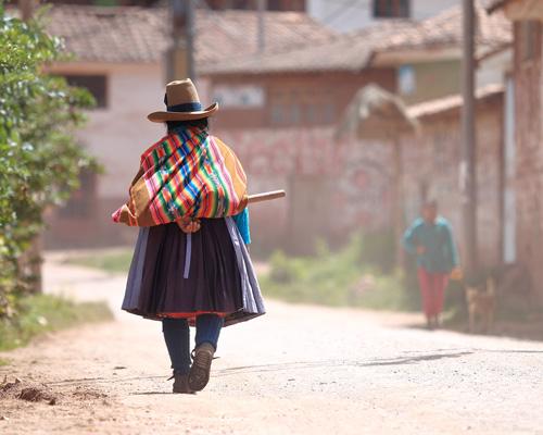 Traditional-Peruvian-Woman