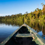 reflects-of-the-jungle-on-the-water-of-the-river-in-the-amazon